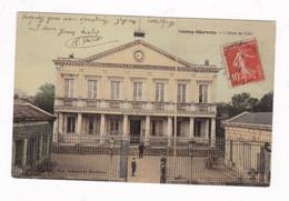 CPA Colorisée Tonnay-Charente (17), Hôtel De Ville. A Voyagé En 1911 - Andere Gemeenten