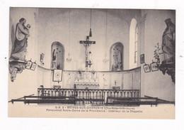CPA Brives-sur-Charente (17), Chapelle Du Pensionnat Notre-Dame De La Providence - Andere Gemeenten