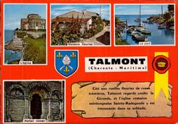 TALMONT  ( CHARENTE MARITIME )   MULTI-VUES - Andere Gemeenten