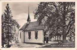 Seelisberg Kapelle Maria Sonnenberg - UR Uri