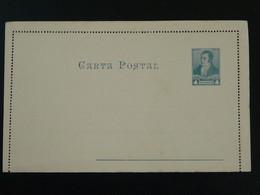 Entier Postal Stationery Card Argentine Ref 782 - Postal Stationery