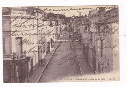 CPA Tonnay-Charente (17), Rue De La Cité, 1918 - Andere Gemeenten