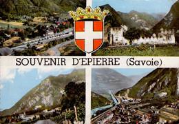EPIERRE   ( SAVOIE )   SOUVENIR  _  MULTI-VUES - Gruss Aus.../ Gruesse Aus...