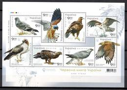 Ukraine 2020 Ucrania / Birds MNH Aves Oiseaux Uccelli Vögel / Cu18827 18-12 - Unclassified