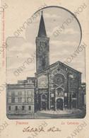 CARTOLINA  PIACENZA,EMILIA ROMAGNA,LA CATTEDRALE,BELLA ITALIA,RELIGIONE,IMPERO ROMANO,MEMORIA,VIAGGIATA - Piacenza