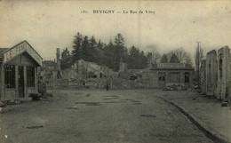 REVIGNY LA RUE DE VITRY - Revigny Sur Ornain