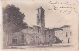 34. Environs De Lamalou. Ancienne Eglise à VILLEMAGNE. 22 - Lamalou Les Bains