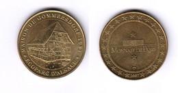 68 Ungersheim Maison De Gommersdorf   2007 (68 UNG 1/07) Monnaie De Paris - 2007