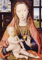 Hans Mesmling La Vierge à La Pomme (Carte Vierge) - Paintings