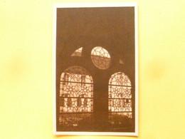 V11-A-38-isere-abbaye Notre Dame D'acey- Le Cloitre Un Vitrail- - Sin Clasificación