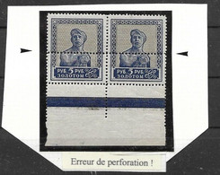 RARE Perforation Error On Good Stamps NO Watermark Very Low Hinge Trace * (300 Euros Just Stamps) - Ongebruikt