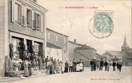 D88  REMONCOURT  Le Bazar - Other Municipalities