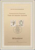ETB 01/1991 Frauen Der Geschichte: Kollwitz, Boehm - FDC: Covers