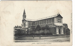 59  Loos Les Lille  - Eglise Notre Dame De Grace - Loos Les Lille