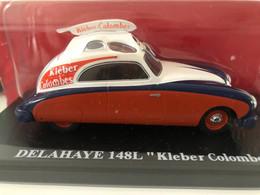 DELAHAYE 148L KLEBER-COLOMBES - 1/43 - COMME NEUVE SOUS BLISTER - Non Classificati