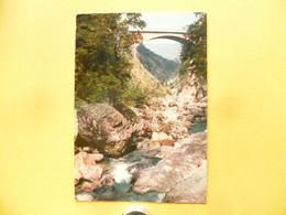 V11-A-38-isere-gorges De La Bourne- Pont De La Goule Noire- - Sin Clasificación