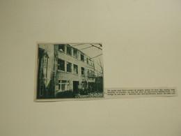 """Origineel Knipsel ( E 654 ) Uit Tijdschrift """" Ons Land """" 1926 :   Gent    Gand  Brand  Pompiers  Pompier - Sin Clasificación"""