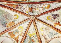 67 La Petite Pierre Les Peintures Du Choeur De L'Eglise Simultanée (Carte Vierge) - La Petite Pierre