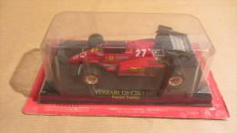 Ferrari -  126 C2b - Patrick Tambay - Non Classificati
