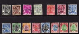 Malaisie - Selangor (1949-55) - Sultan - Oblitere- Et Neuf* - Selangor