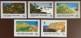 Pitcairn Islands 1981 Landscapes MNH - Pitcairneilanden