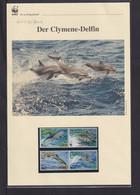 "2007  Grenada WWF  ""Der Clymene-Delfin""  Komplettes Kapitel - Sonstige"