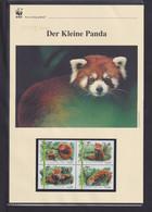 "2009  Bhutan  WWF  ""Der Keine Panda""  Komplettes Kapitel - Lots & Serien"