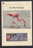 "2012  Bahamas WWF  ""Der Rote Flamingo""  Komplettes Kapitel - Lots & Serien"