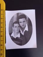 # FR1 Vintage Photo Man Men Boy Boys Homme Hommes Garçon Garçons - Personnes Anonymes