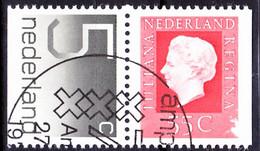 Niederlande Netherlands Pays-Bas - Zusammendrucke Aus MH (MiNr: S 19) Bzw. (NVPH: 123) 1980 - Gest Used Obl - Booklets