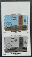 Maroc - Morocco - 2 Timbres Non Dentelés Se Tenant - 2011 - Neuf** - Marruecos (1956-...)