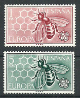 SPAIN 1962 Year, Mint Stamps (**) Set - 1961-70 Unused Stamps
