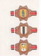 Sigarenbanden Hudson Serie Wapenringen Reeks 4 12 St - Anelli Da Sigari