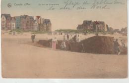 Belgique :  COXYDE Sur Mer : Un  Fort De  Dimensions  , Cachet - Non Classificati
