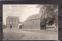 7.  Goyer  Hasselbrouck  Chapelle St Job - Gingelom