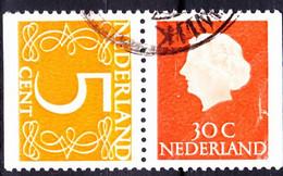 Niederlande Netherlands Pays-Bas - Zusammendrucke Aus MH (MiNr: S 9) Bzw. (NVPH: 64) 1971 - Gest Used Obl - Booklets