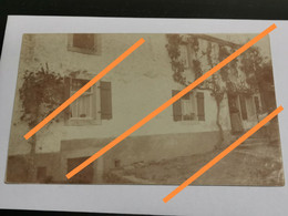 Carte Photo, Ferme Lorenzeweiller Envoyé à Roeser 1920 - Other