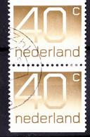Niederlande Netherlands Pays-Bas - Zusammendrucke Aus MH (MiNr: 1068 D/D) Bzw. (NVPH: 145) 1976 - Gest Used Obl - Booklets