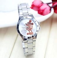 Montre Quartz NEUVE Bracelet Acier ( Watch ) - Mickey Disney ( Ref 3 ) - Orologi Moderni