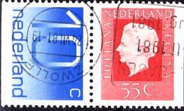 Niederlande Netherlands Pays-Bas - Zusammendrucke Aus MH (MiNr: W 22) Bzw. (NVPH: 137) 1976 - Gest Used Obl - Booklets
