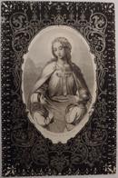 Franciscus Antonius Ghislenus Van Zantvoorde-thielt 1789-1861 - Devotion Images