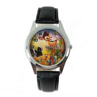 Montre à Quartz NEUVE Bracelet Cuir ! ( Watch ) - Bambi Disney - Orologi Moderni