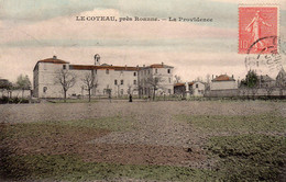 CPA   42   LE COTEAU, PRES ROANNE---LA PROVIDENCE - Otros Municipios