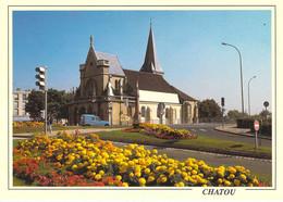 78 - Chatou - L'Eglise - Chatou