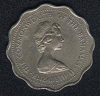 Bahamas, 10 Cents 1973, KM 39 - Bahamas