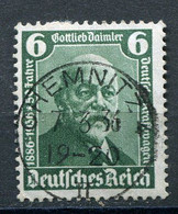 Deutsches Reich - Mi. 604 Ø - Neufs