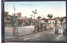 SPAIN La Linea, Plaza De Fariñas Fariñas Square, Ferrary & Romero, No.8 UNUSED - Cádiz
