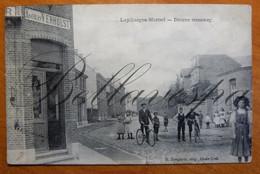 Luythagen Mortsel Deurne Steenweg.  Huis Louis Verhulst - Mortsel