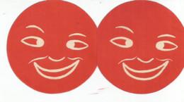 JJ / Petit Feuillet Publicitaire Circulaire THEATRE Cabaret La Lune Rousse PIERRE DAC PIGALLE 1936 Arles Rauzena Cathy - Other