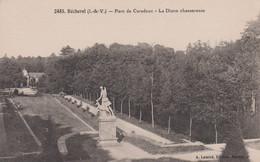 35 BECHEREL Parc De Caradeuc, La Diane Chassresse - Bécherel